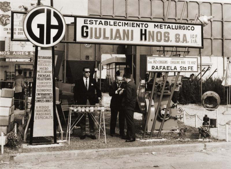 1960 | Primeras Plantas